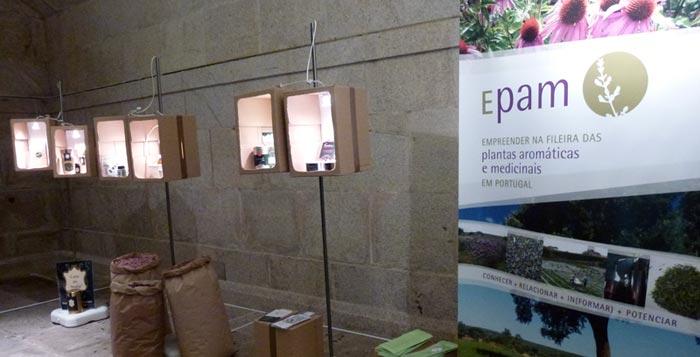 EPAM no Porto, no Salão Naturales Medicinae (27/11 a 1/12)