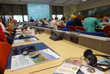 Projecto EPAM no Seminário da Rede Rural Europeia em Bruxelas