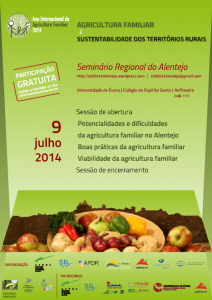 seminario agricultura familiar