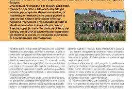 Herbartis na revista Erboristeria Domani: objectivos, panorama das PAM, tendências, necessidades dos produtores, cooperação