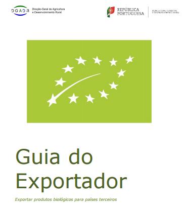 Guia para exportação de produtos biológicos