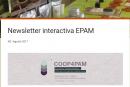 Newsletter Interactiva EPAM N2   Agosto 2017
