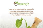 Relatórios sobre a metodologia e os resultados do curso Herbartis já disponíveis