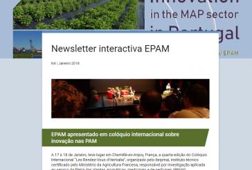 Newsletter interactiva EPAM N4 | Fevereiro 2018