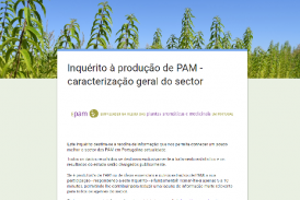 Actualizar a informação sobre o sector PAM em Portugal