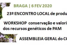 Jornada de PAM vai realizar-se em Braga