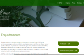 Sítio do CCPAM já está disponível